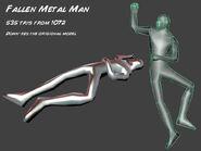 Fallen Metal Manjaredbrunner