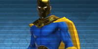Exobyte Data: Doctor Fate