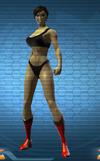 Iconic Supergirl Female