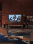 Flatscreen - Metropolis Feed and Floor Speaker (JSA Safehouse)