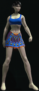 Rune-Etched Kilt equipped