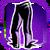 Icon Legs 005 Purple