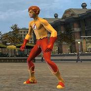 Kid Flash Bounty