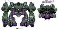 LexCorp Heavy Assault Walker