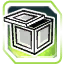BI Crate Middle Green