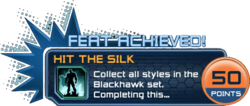 Feat - Hit the Silk