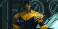 Sentinel Shane