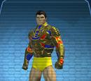 Otherworldly Armored Vest