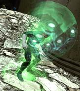 Spectre possesses Hal Jordan