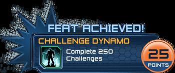 Feat - Challenge Dynamo