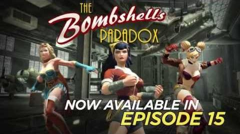 "Official Trailer! ""The Bombshell Paradox"" Available Now on PC, PS3, and PS4!"