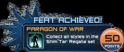 Feat - Paragon of War