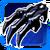 Icon Martial Arts 012 Blue