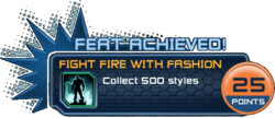 Feat - Fight Fire with Fashion
