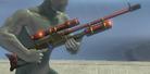 RifleAdjustableStockSniperRifle