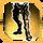 Icon Legs 006 Gold