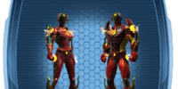 Speed-Force Spectrum