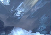 Fortress of Solitude crystals