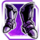 Icon Feet 002 Purple