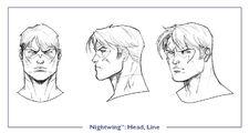 Nightwing head line