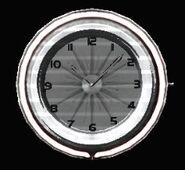 Classic Diner Clock