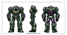 Lex heavy trooper