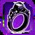 Icon Ring 002 Purple