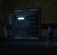 Military Gun Locker (Solitary 06 at Strykers)
