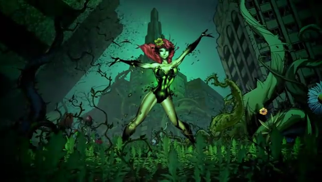Poison Ivy S Plant Hybrids Dc Universe Online Wiki