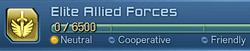 Renown Elite Allied Forces