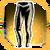 Icon Legs 002 Gold