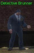 Detective Brunner