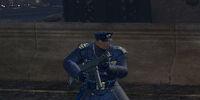 GCPD Officer (Male)