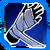 Icon Martial Arts 000 Blue