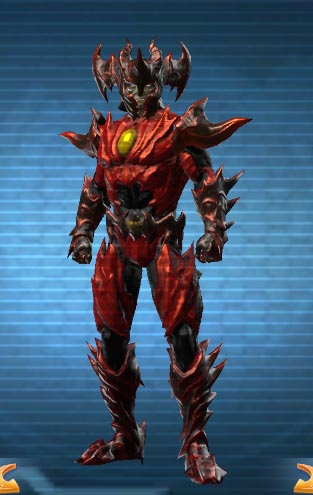 dcuo how to get flash armor