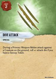 DiveAttack