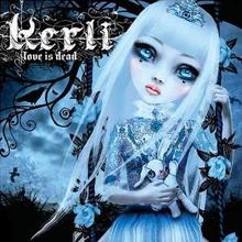 220px-Kerli- love is dead- album cover