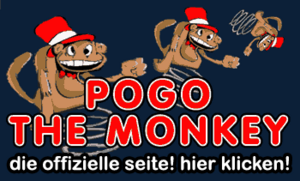 Pogo the Monkey-Banner