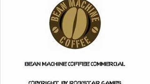 Bean Machine Coffee Commercial