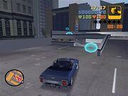 GTA III Vollgas im Parkhaus