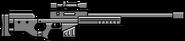 Scharfschützengewehr-HUD-Symbol