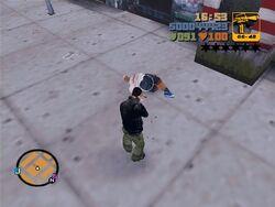 Adieu, 'Chunky' Lee Chong 2, Chinatown, III
