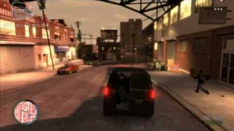 GTA IV - To Live and Die in Alderney