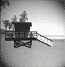 Bademeister-Häuschen-Bild, San Andreas, SA