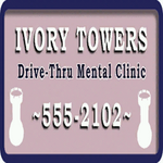 Ivory-Towers-Drive-Thru-Mental-Clinic-Schild, SA.PNG