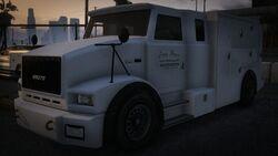 Der Nutz-Lastwagen