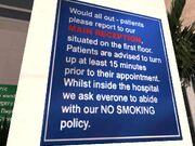 Las Venturas Hospital Tafel 2