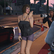GTA V Screenshot Poppy Mitchell Aufmacher StarsTalk