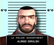 Alonso Goralski, IV