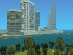 Skyline Downtown, Vice City